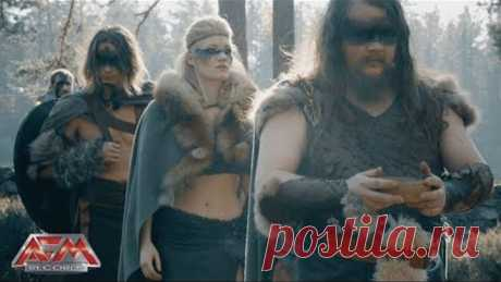 BROTHERS OF METAL - Yggdrasil (2018) // Official Music Video // AFM Records