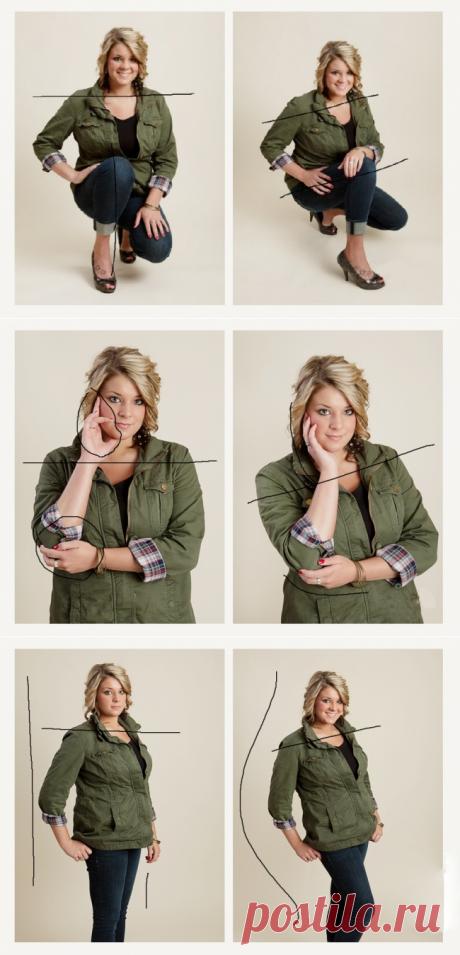 6 секретов фотогеничных людей — Болтай