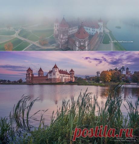 Мирский замок, Беларусь | Сферические aэропанорамы, фотографии и 360° виртуальные туры самых красивых городов и уголков нашей планеты, 360° панорамы вокруг света