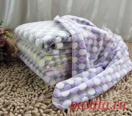 Мягкое фланелевое одеяло для вашего питомца размеры S M L  https://s.click.aliexpress.com/e/dmrMeTSo?product_id=..
