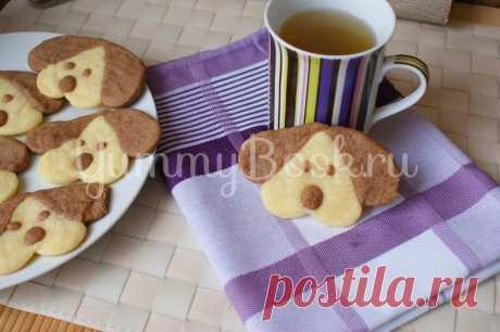"""Печенье """"Тузик"""" - простой и вкусный рецепт с пошаговыми фото Печенье Тузик - как приготовить быстро, просто и вкусно в домашних условиях. Пошаговый рецепт с фотографиями, подробным описанием и ингредиентами."""