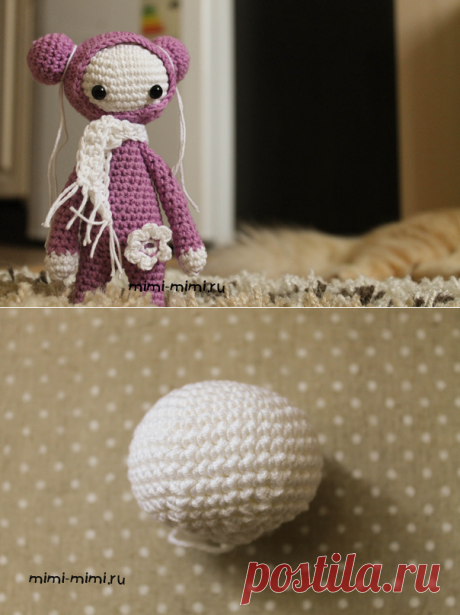 La muñeca Flicka. La descripción.