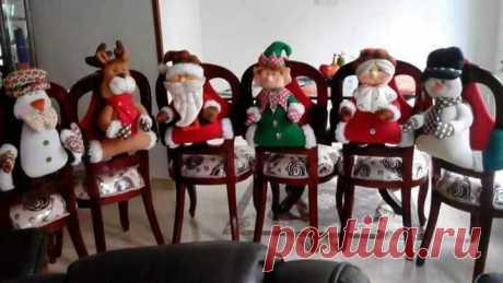 Enfeites de Natal com moldes para imprimir - Criativo Ok