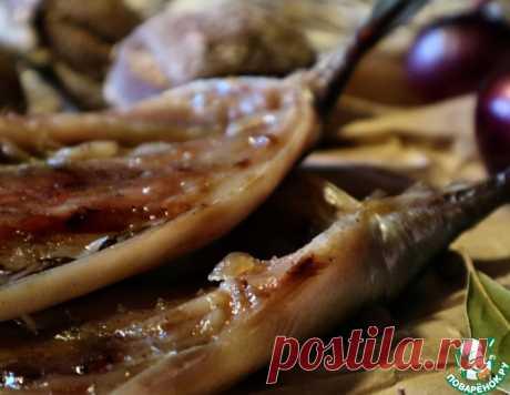Балык из скумбрии – кулинарный рецепт