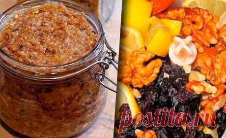 Эликсир здоровья — паста «Амосова»: правильный способ применения. Делюсь бабушкиным рецептом!