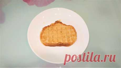 Недорогой завтрак за 3 минуты из батона. Не успокоились пока не съели целый батон. | Папа дома | Яндекс Дзен