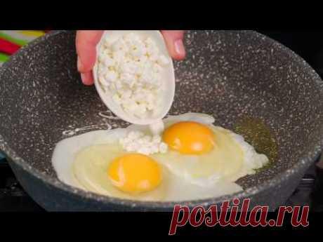 Больше голову не ломаю, что приготовить на завтрак! 3 рецепта, которые выручат в любой ситуации