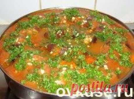 Баклажаны по-турецки - Простые рецепты Овкусе.ру