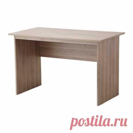 ТОДАЛЕН Письменный стол - серо-коричневый - IKEA