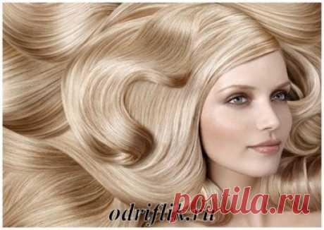 Миндальное масло для здоровья волос | odriflik