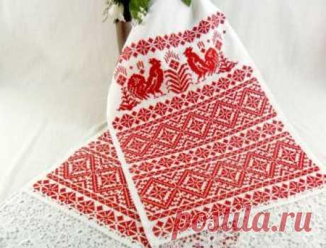Схемы вышивки славянских оберегов крестом или бисером и их значение, когда вышивать, общие правила