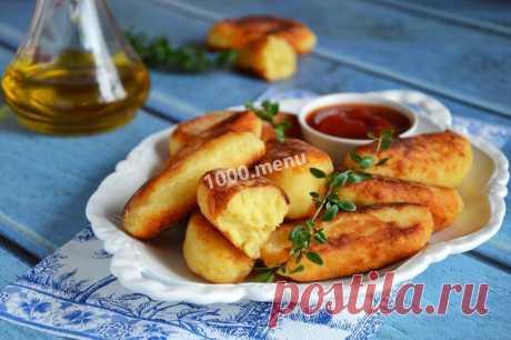 Картофельные пальчики. Просто объедение | 1000.menu | Яндекс Дзен