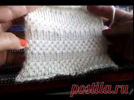 Gent's Sweter Design in knitting Machine#5