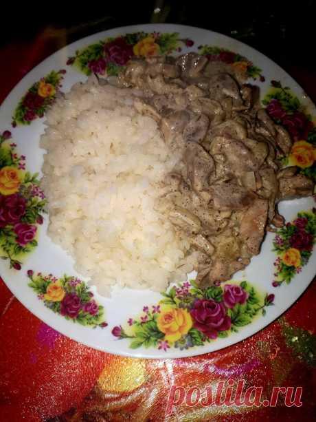 Как вкусно приготовить подливу из куриных желудков   Бюджетка   Яндекс Дзен