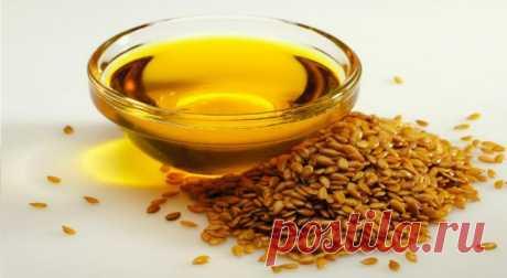 Польза льняного масла для организма и как его правильно принимать