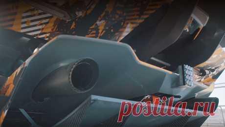 Купе Lamborghini V12 Squadra Corse опробовало свои силы натреке Некоторые технические детали новичок позаимствует у Авентадора SVJ, но всё же не будет просто его модификацией. Отличий наберётся на самостоятельную