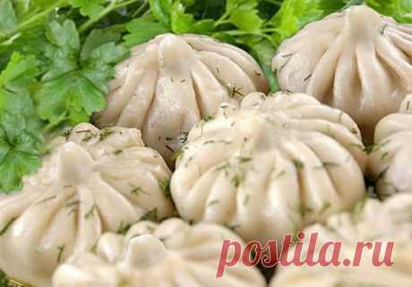 Khinkali - the best recipes. How correctly and tasty to make Khinkali.