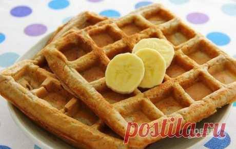 Тесто для электровафельницы - пошаговый рецепт с фото на Повар.ру