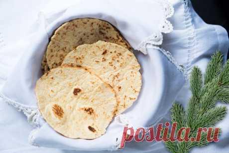 Лепешки из рисовой муки без яиц на сковороде рецепт с фото - 1000.menu