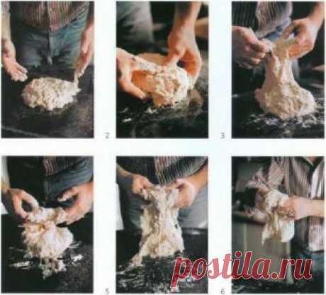 Белый хлеб от Ришара Бартине - Любопытный повар