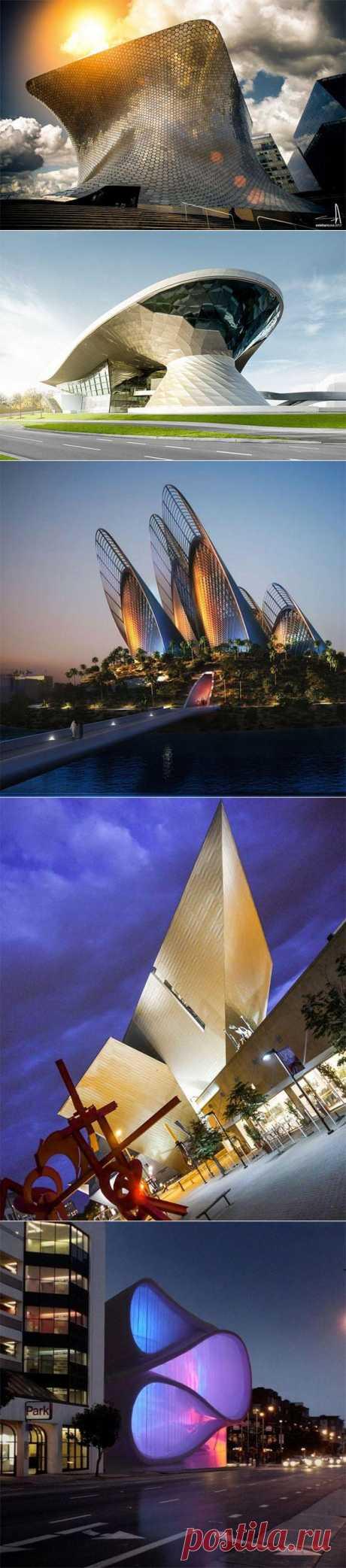 Самые красивые музеи мира / Туристический спутник