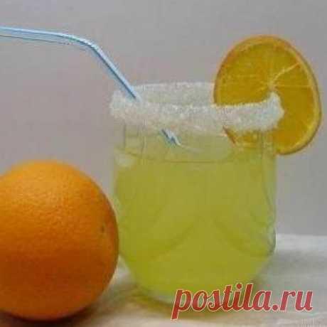"АПЕЛЬСИНОВЫЙ НАПИТОК ""А ЛЯ ""ФАНТА"""