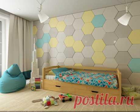 Купить детскую кровать Мини по лучшей цене в Киеве с доставкой по Украине - Magic Wood - интернет магазин