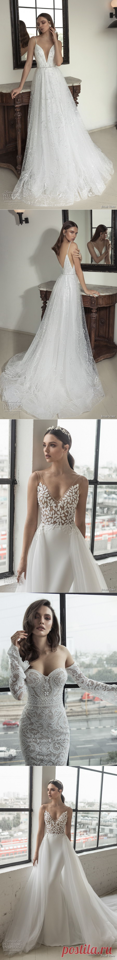 Romanzo by Julie Vino 2019 Wedding Dresses — The Love Story Bridal Collection | Wedding Inspirasi