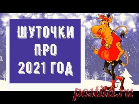 предНовогодний Юмор 2021 год  Год Быка