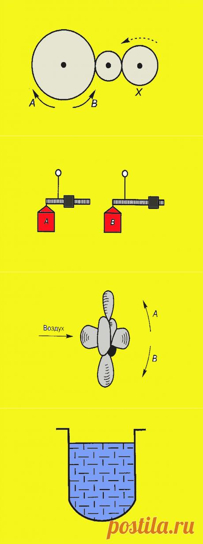 Задачи по физике. Я ответил на 2 из 4 вопросов. | Головоломыч | Яндекс Дзен