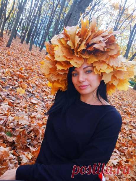 Осень дарит ощущение реальной нереальности