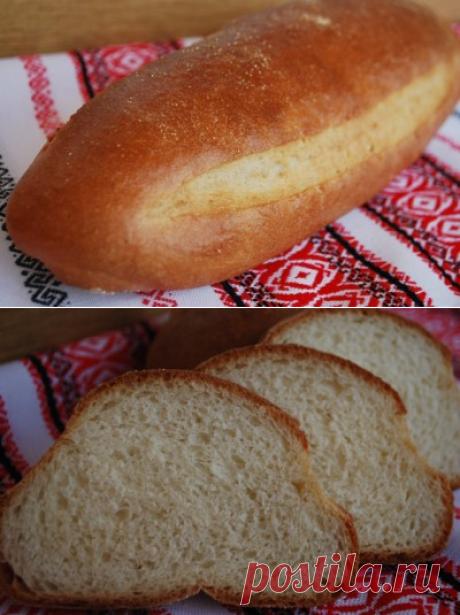 Батон Подмосковный (ГОСТ) : Хлеб, батоны, багеты, чиабатта