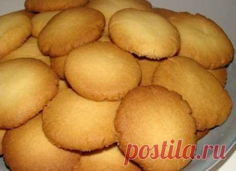 Как приготовить очень простое, но очень вкусное печенье - рецепт, ингредиенты и фотографии
