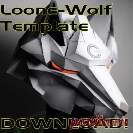 Loone-Wolf Template Final There as i promised... 3 PDO files, pepakura viewer is required to get the job done. If you have any difficulties you can contact me through my deviantART page or send me an e mail to r3pl1c4nt@yah...