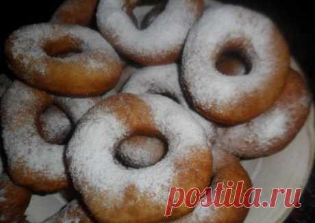 (3) Пончики - пошаговый рецепт с фото. Автор рецепта Ольга Рябова . - Cookpad