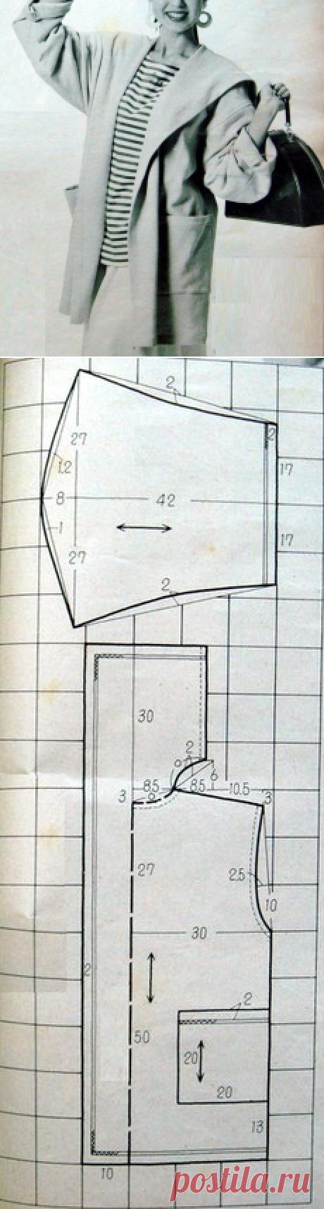 Простые выкройки | простые вещи | ВКонтакте