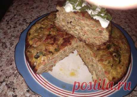 Капустная запеканка на сковороде - пошаговый рецепт с фото. Автор рецепта Natalya Ismaylova . - Cookpad