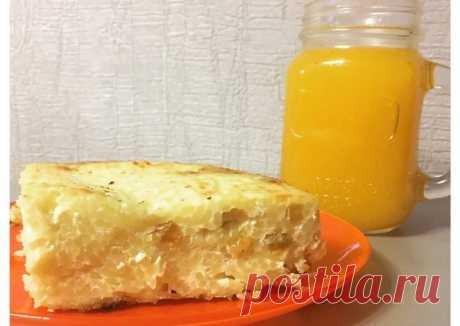 (6) «Бабка» вкусная запеканка из детства - пошаговый рецепт с фото. Автор рецепта Ирина . - Cookpad