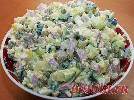 Quick salads - you WILL LICK FINGERS. The Vkusnotishcha is unusual!
