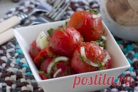 Помидоры закусочные. — Sloosh – кулинарные рецепты
