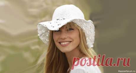 Летние шляпки для женщин. Описание и видео мк   Вязаные крючком аксессуары Вязаная ажурная шляпка является стильным и изящным дополнением летних женских нарядов. В таком привлекательном и романтичном аксессуаре женщина будет выглядеть загадочно и оригинально. Особенно изысканно смотрятся шляпки, связанные самостоятельно. Посмотрите на предлагаемые летние шляпки...