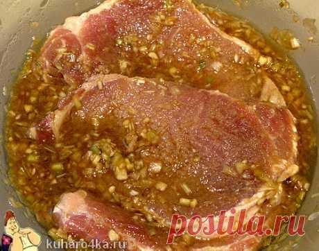 Универсальный маринад для мяса.
