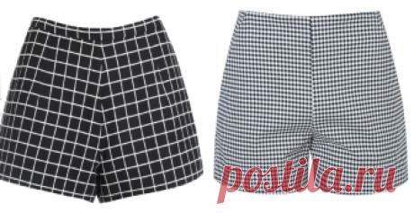 Short cintura alta | DIY - molde, corte e costura - Marlene Mukai