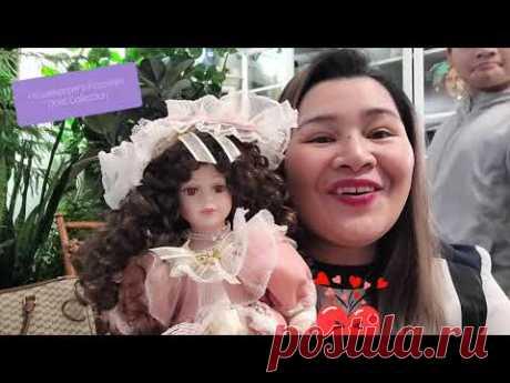Коллекция фарфоровых кукол экономки