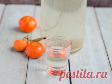Мандариновая настойка на водке рецепт с фото - 1000.menu