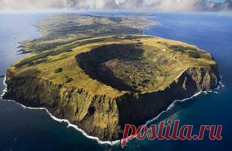 остров Пасхи - Чили