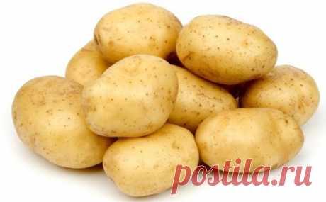 Целебные рецепты с картофелем