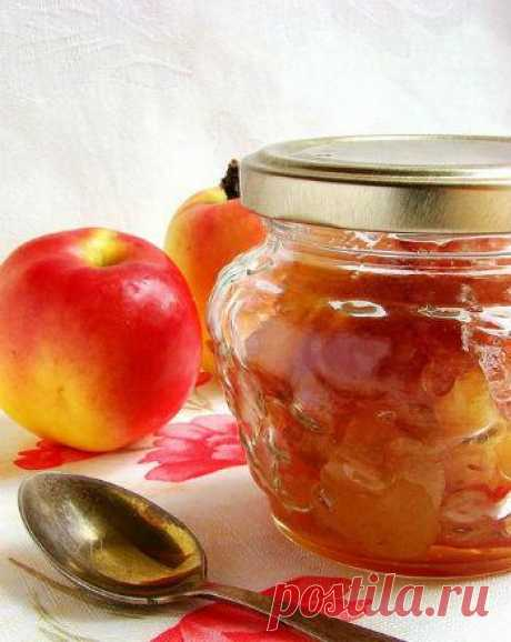 Jam from pears and apples: 2 recipes