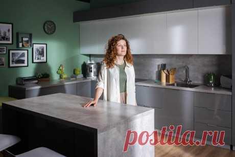 «У меня маленькая кухня. Можно ли сделать ее больше?» Да, и для этого даже не придется сносить стены   Леруа Мерлен Россия   Яндекс Дзен
