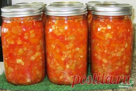 Кабачки с морковкой и чесноком на зиму - рецепт с фото на Повар.ру